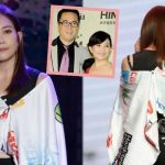 Fish Leong's tears came down after announcing her 9 years marriage had ended
