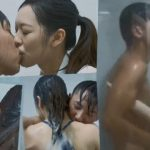 Jonathan Cheung bit Crystal Fung's ear and kissed her passionately