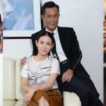 Louis Koo expressed his desire to shoot love film with Jessica Hsuan