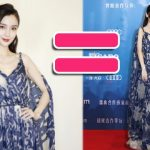 """Angelababy was slammed by the netizens when using photoshop to """"appear"""" at the red carpet"""