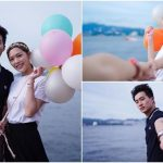 Crystal Fung is dating Young and Restless show host, Randal Tsang?