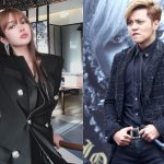 Becoming friends again? Grace Chow and Show Lo's good friend take photo together