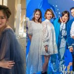Is Joe Chen expecting? She wears a loose dress at Ady An's birthday party
