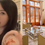 Annie Yi decorates her luxurious mansion in European style at Shanghai