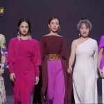 Sisters Who Make Waves 2 show: Rainie Yang's gigantic earring drops when singing