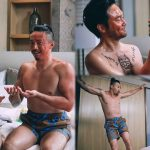 """Julian Cheung and Louis Cheung make """"sacrifices"""" in new film"""