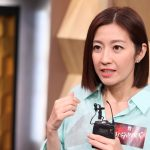 Gracious Yoyo Chen does not mind when Bob Lam makes fun of her black face