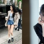 Chinese star Yang Mi's proportionate body won compliments from the netizens